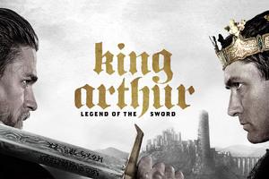 2017 King Arthur Legend Of The Sword