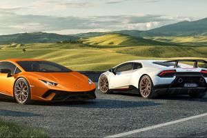 2017 Lamborghini Huracan Performante 5k Wallpaper