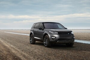 2017 Land Rover Discovery Sport Wallpaper