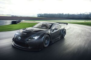 2017 Lexus RC F GT3 Wallpaper