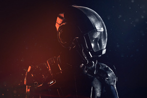 2017 Mass Effect Andromeda 4k Fanart