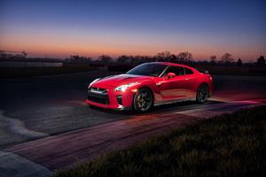 2017 Nissan GTR Track Edition