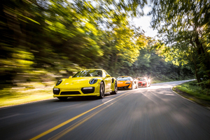 2017 Porsche Turbo 911 Turbo Wallpaper