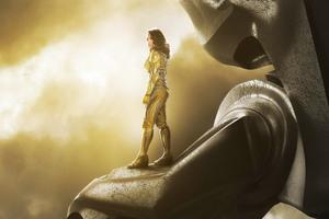2017 Power Rangers Zord Yellow
