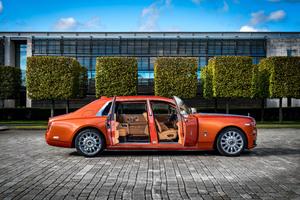 2017 Rolls Royce Phantom EWB