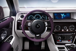 2017 Rolls Royce Phantom EWB Interior
