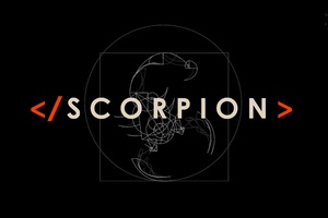 2017 Scorpion Tv Show Logo