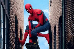 2017 Spiderman Homecoming Wallpaper