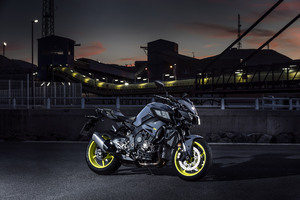 2017 Yamaha MT 10 Wallpaper