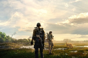 2018 4k Tom Clancys The Division 2 Wallpaper