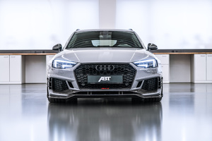 2018 ABT Audi RS 4 R Avant Wallpaper