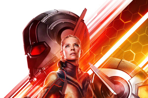2018 Ant Man And The Wasp Movie