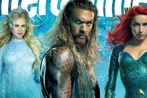 2018 Aquaman Movie Wallpaper