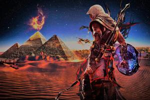2018 Assassins Creed Origins 4k