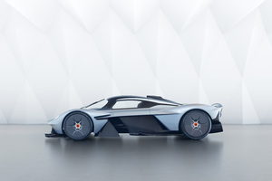 2018 Aston Martin Valkyrie Wallpaper