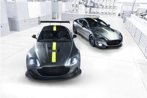 2018 Aston Martin Vantage AMR Pro Rapide AMR