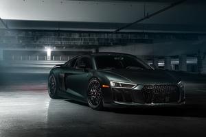 2018 Audi R8 V10 Front
