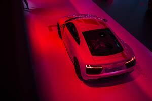 2018 Audi R8 V10 RWS 5k