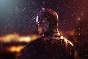 2018 Batman Digital Art