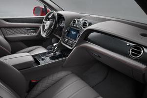 2018 Bentley Bentayga V8 Interior