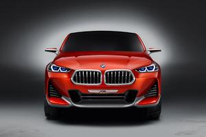 2018 Bmw X2 Concept Car
