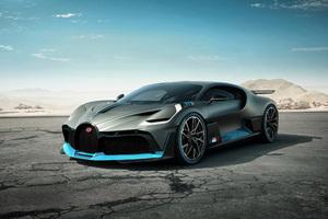 2018 Bugatti Divo Wallpaper