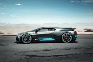 2018 Bugatti Divo 4k