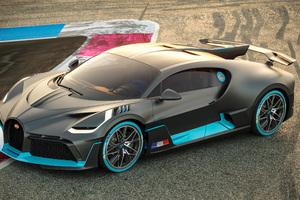 2018 Bugatti Divo Car
