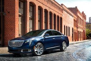 2018 Cadillac XTS Wallpaper