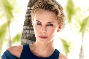 2018 Charlize Theron