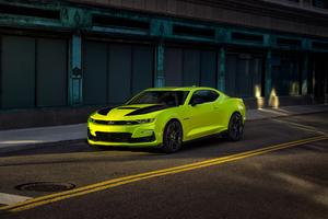 2018 Chevrolet Camaro SS Shock Concept