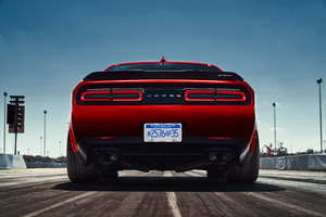 2018 Dodge Challenger SRT Wallpaper