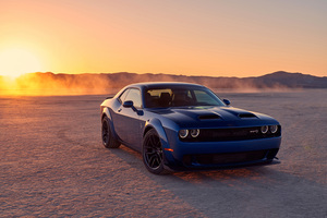 2018 Dodge Challenger SRT Hellcat Widebody Front