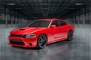 2018 Dodge Charger Super Scat Pack
