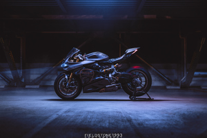 2018 Ducati 1199 Panigale S Wallpaper