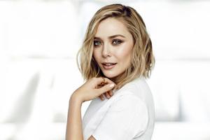 2018 Elizabeth Olsen 4k Wallpaper