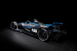 2018 FIA Formula E Gen2 Race Car