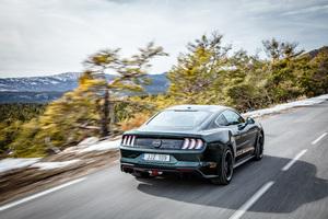 2018 Ford Mustang Bullitt Rear