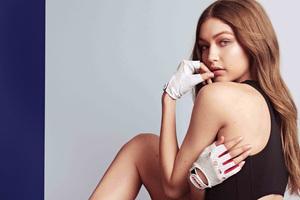 2018 Gigi Hadid Tommy Hilfiger 4k Wallpaper