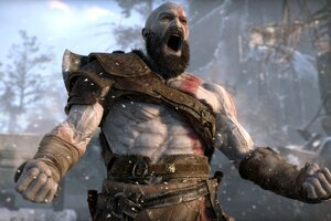 2018 God Of War 4