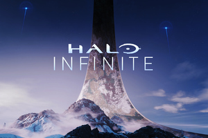 2018 Halo Infinite E3 4k Wallpaper