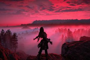 2018 Horizon Zero Dawn Ps4