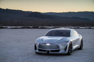 2018 Infiniti Q Inspiration Concept Car