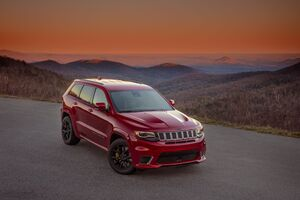 2018 Jeep Grand Cherokee Trackhawk 2