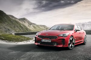 2018 Kia Stinger GT Wallpaper