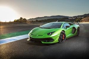 2018 Lamborghini Aventador SVJ New