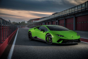 2018 Lamborghini Huracan Performante 4k Wallpaper