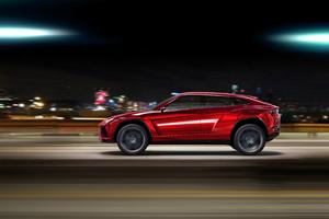 2018 Lamborghini Urus 4K