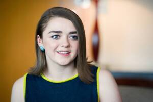 2018 Maisie Williams 5k