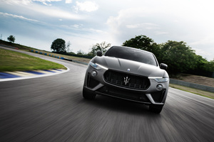 2018 Maserati Levante Trofeo 4k Wallpaper